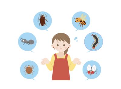 消毒・害虫・ゴキブリ駆除予防